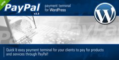 PayPal Payment Terminal Wordpress . LAST UPDATE RELEASED – DECEMBER 23