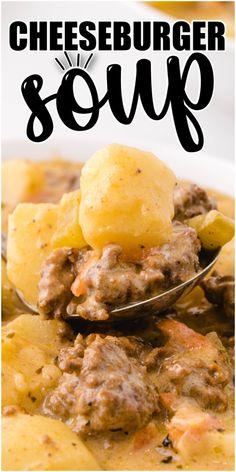 Easy Soup Recipes, Wrap Recipes, Easy Chicken Recipes, Easy Dinner Recipes, Beef Recipes, Cooking Recipes, Chilli Recipes, Dinner Ideas, Soups And Stews