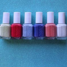 Have you grabbed the new essie summer line? We love them!