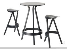 Quirky, unique and comfortable, Thonet presents the three-legged 404 H barstool by Stefan Diez. The seat is an organically-shaped, comfortable saddle. The elevation of the rear part of the seat provides overall support, especially for the lower back. The base ring features a slip-resistant and non-abrasive border.  This barstool is produced entirely from moulded plywood, including beech. All elements are glued together, preventing the need for further fixings.