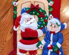 Tienda de juguetes de media de Navidad terminado por HollyCreations