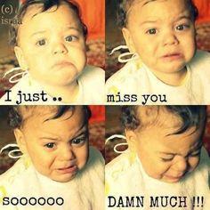 "101 I miss you memes - ""I just.miss you soooooo damn much!"" - i miss you Missing You Memes, Missing Best Friend, Miss You Friend, Just Missing You, I Just Miss You, Missing Bae, Cute Miss You, Bestest Friend, Missing You Boyfriend"