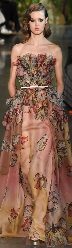 2 painted lady feather dress collection (9)