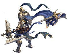 ArtStation - knight, left hand