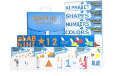 Teach My Learning Kits! Perfect for Babies, Toddlers, & Preschoolers.