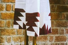 Stole Patchwork (SPW): Detail