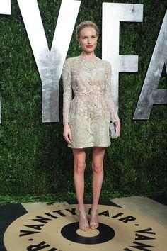 40e5d62e64d9 Kate Bosworth in Giambattista Valli Oscars 2013