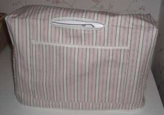 Sewing Machine Cover. Want to make one for my new sewing machine!