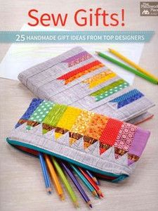 25 Handmade Gift Ideas from Top Designers | AllFreeSewing.com