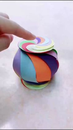 Diy Crafts Hacks, Diy Crafts For Gifts, Diy Home Crafts, Diy Arts And Crafts, Diy Crafts Videos, Cool Paper Crafts, Paper Crafts Origami, Diy Paper, Fun Crafts