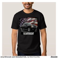 2013 Silverado 1500 Extended Cab LTZ 4x4 T-Shirt