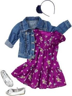 Toddler Girl Clothes: Outfits We Love   Old Navy