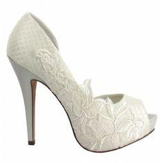¿Qué Me Pongo? QMP : Nueva colección zapatos de novia