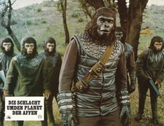 Battle for the Planet of the Apes Stills from Mark Talbot Butler Iconic Movies, Sci Fi Movies, Movie Tv, Go Ape, Major Tom, Planet Of The Apes, Sci Fi Characters, Original Movie, Classic Films