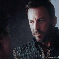"""""""I hope you will remember me as the man who would have cherished you if he'd had the chance"""". Lord Narcisse ( Reign 2 ) Awww...."""