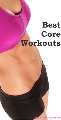 Get your core strong!