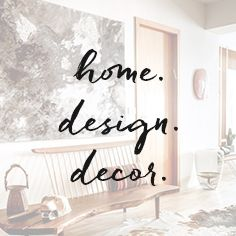 Design, Home Decor, Decoration Home, Room Decor, Home Interior Design, Home Decoration, Interior Design