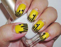 10 Amazing Nails Art !!
