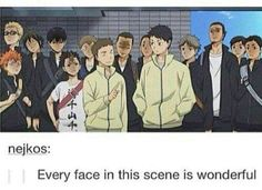 Haha especially tanaka's face!