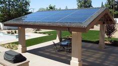23 Best Solar Panels On Pergola Images Solar Power