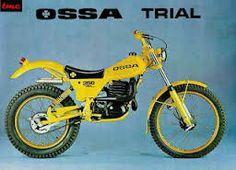 Resultado de imagen de trial años 70