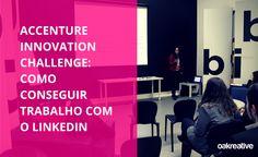 Ontem estive no Pavilhão do Conhecimento em Lisboa a dar um workshop no Accenture Innovation Challenge, sobre Como Conseguir Trabalho com o LinkedIn. Clique para ver a apresentação do workshop. #linkedin #linkedestudantes #linkedinmarketing #aic2015