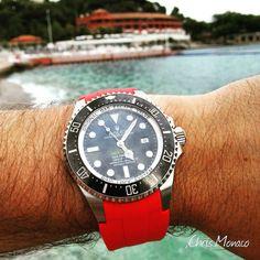 #Casino Always time for a swim in the Mediterranean Sea! by chris.monaco from #Montecarlo #Monaco