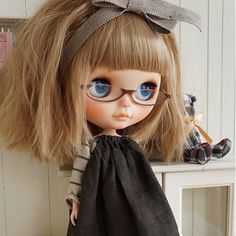 #goodmorning #おはよう#blythe #customdoll #customdoll #blythedoll #doll #ブライス#カスタムブライス#今更ながらInstagramはじめました