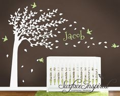 Nursery Wall Decals Stickers