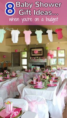 Clothesline Baby Shower Theme | baby | Pinterest | Clothesline baby ...