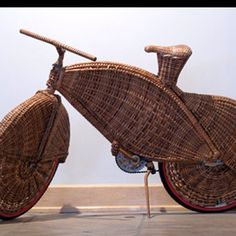 Mimbre's bike by Jarbas Lopes - Super cool cane..
