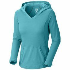 Women's Dry Hiker™ Hoodie. Mountain Hard Wear.