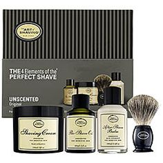 The Art of Shaving - The 4 Elements of the Perfect Shave™ - Unscented  #sephora