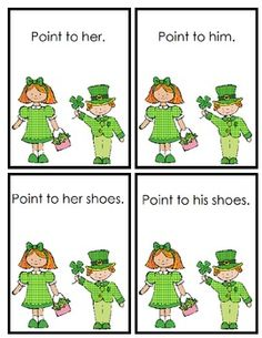 St. Patrick's Day Grammar. Repinned by SOS Inc. Resources pinterest.com/sostherapy/.