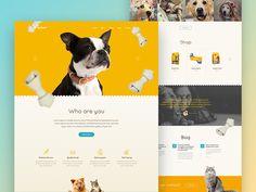 BnB WordPress Theme for Pet Service – Alexandra Cifuentes – pet resort Resort Logo, Pet Resort, Blog Design, Page Design, Design Design, Dog Day Care Center, Pet Websites, Pet Branding, Mississippi