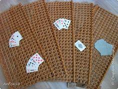 Плетение ажурных панелей