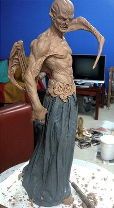 ArtStation - Old Sculptures, Rafael Grassetti