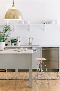 SIDES OF CABINETS DOWN TO FLOOR. The Often Neglected Small Detail that Could Make a Big Difference in Your Kitchen