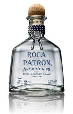 Roca Patrón Silver Tequila; When you think of tequila, you can't help but think of Roca Patrón Silver   spiritedgifts.com