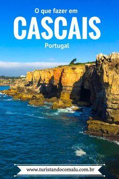 Uma r& parada em Cascais sentido Sintra em Portugal Best Beaches In Portugal, Portugal Vacation, Hotels Portugal, Places In Portugal, Visit Portugal, Portugal Travel, Travel Information, Travel List, Algarve