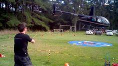 Maior Helicóptero de Controle Remoto do Mundo! Biggest Remote Control He...