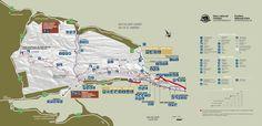 carte gaspésie Quebec, Saint Laurent, Map, Pathways, Quebec City, Maps, Peta
