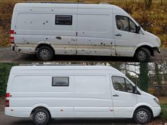 A van conversion is never finished - The Road Is Our Home The Road Is Our Home