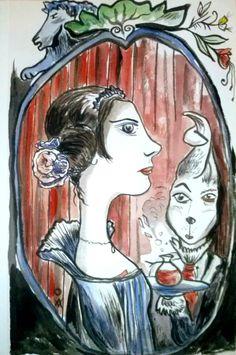 Anika Burton: Circus life/darkside