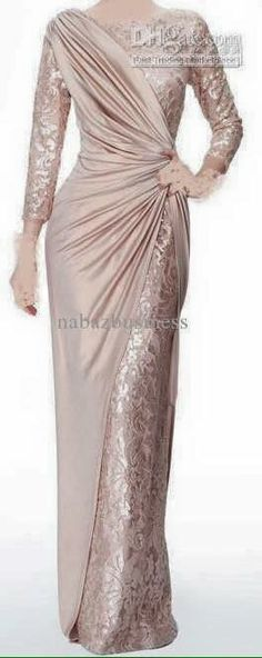 Wholesale Bride Dress - Buy Sexy Long Sleeves Chiffon Jewel Lace Pearl Pink Ruffle Evening Dresses Mother of the Bride Trendy Dresses, Fashion Dresses, Prom Dresses, Formal Dresses, Bride Dresses, Formal Prom, Wedding Dresses, Ivory Dresses, Lace Weddings