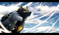 Wolf are my favourite favourite animal in any kind of looks they have art, plushie our real I like wolfs