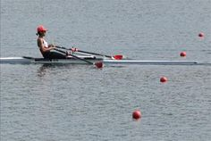 The 27-year-old, who won the nation's first-ever individual rowing SEA Games gold in 2013, is attempting to secure qualification to the women's single sculls event in Rio.