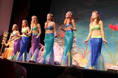Tandem Productions Little mermaid Junior