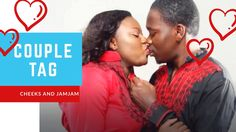 COUPLE TAG VIDEO - CHEEKS AND JAMJAM - UNSCRIPTED IN LAGOS #EP 6