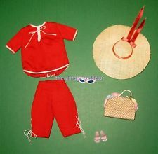 VHTF  Japanese Exclusive Outfit  #2603 Clam Digger Set